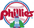 Philadelphia Phillies 1984-1991 Alternate Logo decal sticker