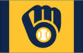Milwaukee Brewers 2020-Pres Cap Logo decal sticker