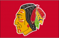 Chicago Blackhawks 1955 56-1956 57 Jersey Logo iron on transfer