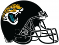 Jacksonville Jaguars 2018-Pres Helmet iron on transfer