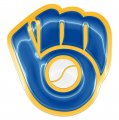 milwaukee brewers crystal logo decal sticker