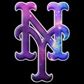galaxy new york mets iron on stickers