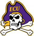 East Carolina Pirates 2004-2013 Primary Logo 01 iron on transfer