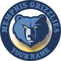 Memphis Grizzlies iron on transfer