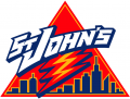 St. Johns Red Storm 2002-2003 Primary Logo decal sticker