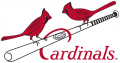 St.Louis Cardinals 1933-1935 Jersey Logo iron on transfer