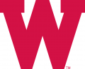 Wisconsin Badgers 1970-1990 Primary Logo iron on transfer