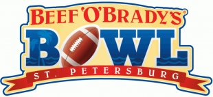 Beef O Bradys Bowl Primary Logos  DIY decals stickers