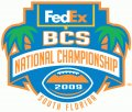 BCS Championship Game Primary Logos  DIY iron on stickers (heat transfer)
