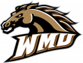 Western Michigan Broncos 1998-2015 Secondary Logo iron on transfer