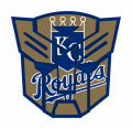 Autobots Kansas City Royals logo iron on transfers