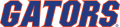 Florida Gators 2013-Pres Wordmark Logo 01 decal sticker