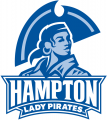 Hampton Pirates 2007-Pres Alternate Logo 04 iron on transfer