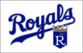 Kansas City Royals 1999 Batting Practice Logo decal sticker