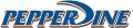 Pepperdine Waves 1998-2003 Wordmark Logo 02 decal sticker