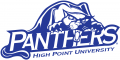 High Point Panthers 2004-Pres Alternate Logo 02 decal sticker