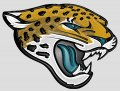 jacksonville jaguars 2013-pres primary plastic effect logo iron on transfer