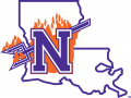 Northwestern State 2014-Pres Secondary Logo iron on transfer