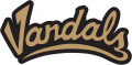 Idaho Vandals 2004-Pres Wordmark Logo 02 iron on transfer