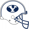 Brigham Young Cougars 2005-Pres Helmet iron on transfer