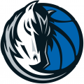 Dallas Mavericks 2018-Pres Alternate Logo decal sticker