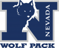 Nevada Wolf Pack 2000-2007 Primary Logo decal sticker