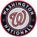washington nationals 2011-pres primary plastic effect logo iron on transfer
