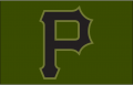 Pittsburgh Pirates 2018-Pres Cap Logo decal sticker