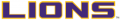 North Alabama Lions 2000-Pres Wordmark Logo 03 iron on transfer