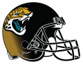 Jacksonville Jaguars 2013-2017 Helmet iron on transfer