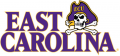 East Carolina Pirates 2014-Pres Wordmark Logo 04 iron on transfer