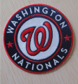 Washington Nationals Logo Embroidered Iron On Patches v2