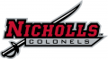 Nicholls State Colonels 2009-Pres Wordmark Logo 02 iron on transfer