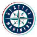 Phantom Seattle Mariners logo decal sticker