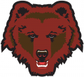 Brown Bears 1997-Pres Partial Logo decal sticker