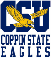 Coppin State Eagles 2017-Pres Secondary Logo decal sticker