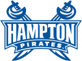 Hampton Pirates 2007-Pres Secondary Logo iron on transfer