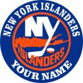New York Islanders iron on transfer