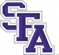 Stephen F. Austin Lumberjacks 2012-Pres Secondary Logo iron on transfer