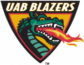 UAB Blazers 1996-2014 Primary Logo decal sticker