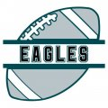 Football Philadelphia Eagles Logo iron on transfer
