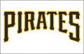 Pittsburgh Pirates 1997-2000 Jersey Logo 02 decal sticker