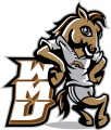 Western Michigan Broncos 2002-2015 Mascot Logo iron on transfer