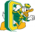 Oregon Ducks 1974-1993 Primary Logo iron on transfer