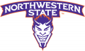 Northwestern State 2008-Pres Secondary Logo iron on transfer