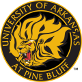 Arkansas-PB Golden Lions 2001-2014 Secondary Logo decal sticker