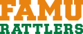 Florida A&M Rattlers 2013-Pres Wordmark Logo 10 decal sticker
