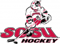 St. Cloud State Huskies 2000-2013 Misc Logo 01 decal sticker