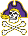 East Carolina Pirates 1999-2013 Alternate Logo iron on transfer
