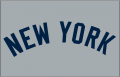 New York Yankees 1931-1972 Jersey Logo iron on transfer iron on transfer